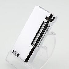 Original Creative Ultra-Thin Wheel Kerosene Oil Lighter Mirror Finish Men's Gift