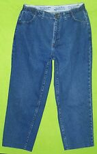 Riders sz Large Juniors Womens Blue Jeans Denim Pants FQ91