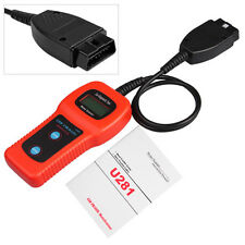 U281 OBD2 OBDII AirBag ABS SRS Auto Scanner Code Reader Diagnostic Reset Tool