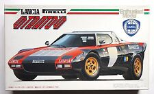 FUJIMI enthusiast model EM-17 1/24 Lancia Stratos Pirelli color narrow scale kit