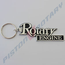 ROTARY ENGINE Keyring as Grille Badge NEW for MAZDA 10A 13B R100 RX2 RX3 RX4 RX5