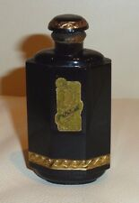 Rare Antique D'Ouchy L'Amazone 1928 Perfume Bottle - Extremely Rare!