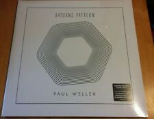Paul Weller - Saturns Pattern - New Limited Clear Vinyl LP