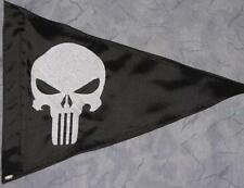 Triangle Punisher Safety Flag 4 ATV Jeep Recumbent  bike UTV Whip Pole