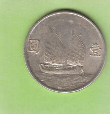 China Dschunken-Dollar 1934 toll erhalten nswleipzig