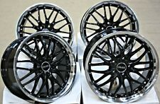"19"" CRUIZE 190 BP ALLOY WHEELS FIT MAZDA 323F 626 929 BONGO PREMACY"