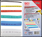 BGS - Heat Shrink PVC - Multi Coloured, 2-1 Ratio, 600 V - 100 Pc Set - 8123