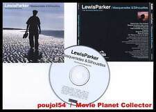 """LEWIS PARKER """"Masquerades & Silhouettes"""" (CD) 1998"""