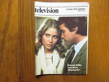 Jan-1983 St. Louis Post-Dispatch TV Mag(DEBORAH  RAFFIN/TONY  BILL/F. LEE BAILEY