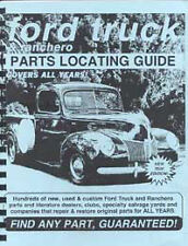 Find ANY Ford Pickup Truck part with this book - National directory F100-F350
