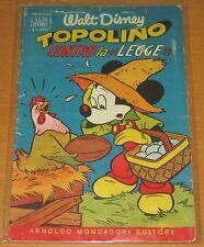 Albi d'Oro - Serie Comica - Numero 4 anno 1954 - Disney