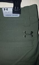 Under Armour Golf Allseasongear Pants Men's: 32×32 (NWT) 1248089