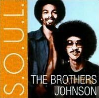 BROTHERS JOHNSON : SOUL (CD) sealed
