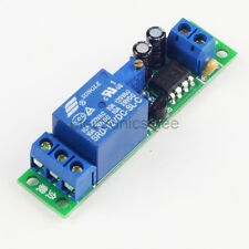 12V Time Off-delay Relay Module Adjustable Time Delay Switch Module