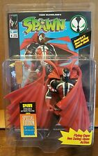 1994 McFarland's SPAWN Action Figure ~ Flying Cape with Swing-Open Action