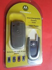 COVER MOTOROLA ORIGINALE V600  IN BLISTER ST600