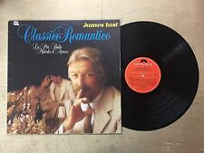 JAMES LAST CLASSICO ROMANTICO LP 33 GIRI