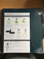Reusable Notebook - Rocketbook Wave  (includes free Frixion Pen) - Standard Size