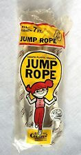 Chemtoy 7 Foot Jump Rope With Plastic Handles Vintage Kmart