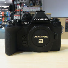 Used Olympus OM-D E-M1 Body Black (15063 actuations) - 1 YEAR GTEE
