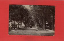 Sparta,Monroe County,WI Wisconsin dirt North Water Street with pre 1910 car