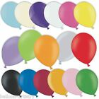 """Wedding Party 12"""" Pearlised Balloons Decorations All Colours Under One Listing"""