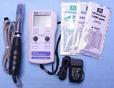 Milwaukee BEM 802 Digital pH/EC/TDS Meter
