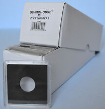 25 -18mm 2x2 GUARDHOUSE snaplock coin holders for DIMES new! FREE SHIPPING!