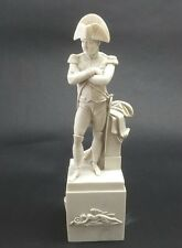 Napoleon Bonaparte Statue Carrara Marble Sculpture. Gift, art, ornament.