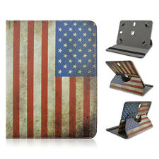 "For Nextbook 7"" Inch USA Flag Tablet Folio Case"