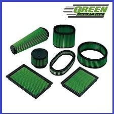 FILTRE A AIR GREEN FILTRE DE REMPLACEMENT ORIGINE CLIO 3 RS 2,0 16V