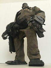 ThreeA 1/6 ANKOU SHADOW SECURITY HOODED 3A Hot Ashley Wood Popbot Toy WWR Grunt