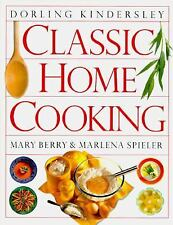 Classic Home Cooking, Marlene Spieler, Mary Berry, Good Book