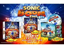 Sonic Boom Fire & Ice - Nintendo 3DS