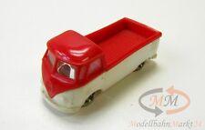 LEGO VW Pritsche mit Metallachsen - rot/weiß - 1:87
