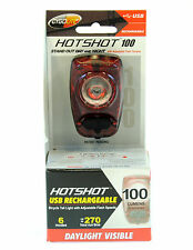 Cygolite Hotshot 100 USB Rechargeable Bicycle Taillight