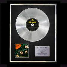 THE BEATLES RUBBER SOUL  CD PLATINUM DISC VINYL LP FREE SHIPPING TO U.K.
