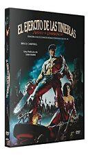 ARMY OF DARKNESS (1992) **Dvd R2**  Bruce Campbell Sam Raimi Remastered Ed