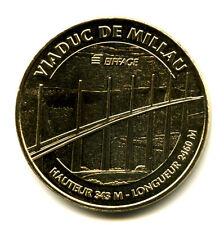 12 MILLAU Viaduc, 2017, Monnaie de Paris