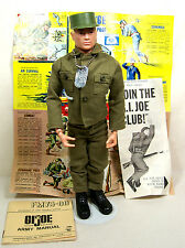 1964 Hasbro GI JOE Action Soldier - Japan Uniform - Blonde Painted  Pat. Pending