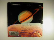 PETE BARDENS Lp SEEN ONE EARTH ~ Capitol CINEMA M- prog rock