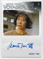 Star Trek Voyager Heroes and Villains Irene Tsu as Mary Kim in Favourite Son