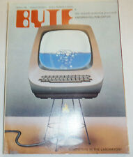 Byte Magazine Computers In The Laboratory 16-Bit Computing March 1980 112014R