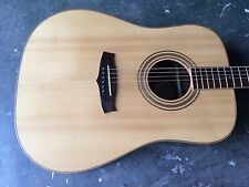 Tanglewood Indiana TW28 STR DLX (Deluxe) Dreadnought Acoustic Guitar Solid Top