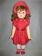 """American Doll & Toy Character Toodles Doll Follow-Me-Eyes 1960 24 -25"""""""