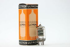 5654 TUBE. ULTRON BRAND. SQUARE GETTER. NOS/NIB. CRYOTREATED. CH11V16F030615.