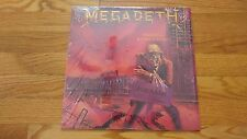 Megadeth ~ Peace Sells... But Who's Buying? ~ 1986 Capitol ST-12526 ~ Shrink! NM