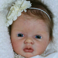 New Release Reborn Baby Doll Kit Lenya By Reva Schick @ 22""
