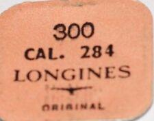 LONGINES CAL. 284, 285  RÜCKER FÜR EXCENTER REGULAGE PART No. 300   ~NOS~