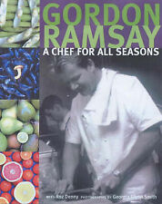 A Chef for All Seasons, Gordon Ramsay Paperback Book